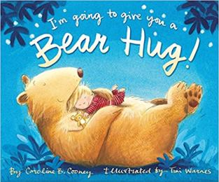 I'm Going to Give You a Bear Hug! cover